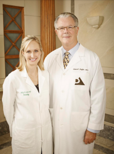 Dr. Curtis and Dr. Griffin - The Griffin Center of Hair Restoration and Research