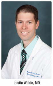 Dr. Just Wilkin - Marietta Eye Clinic