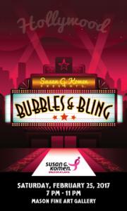 Susan G. Komen Greater Atlanta - Bubbles and Bling