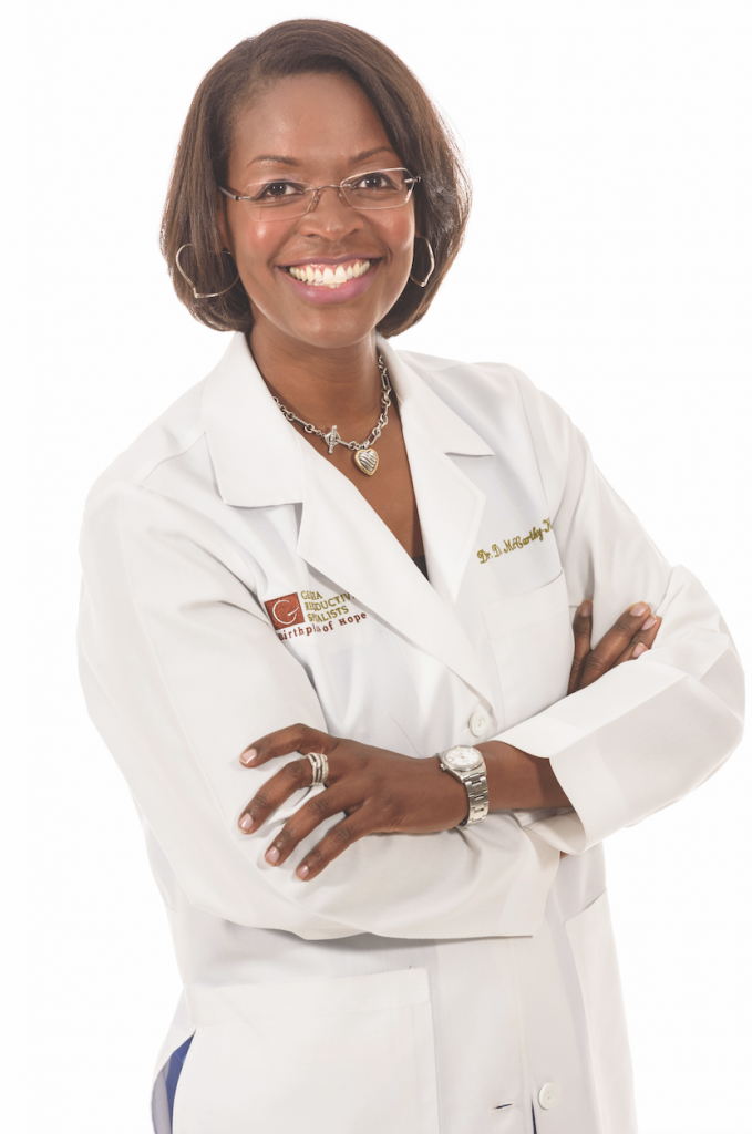 Dr. McCarthy-Keith - Georgia Reproductive Specialist