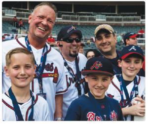 Atlanta Braves, photography by Logan Rieley