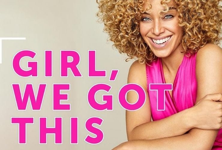 "Rolle's new book titled , ""Girl You Got This""."