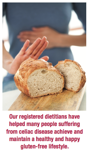 Gluten Free Improves Celiac Disease