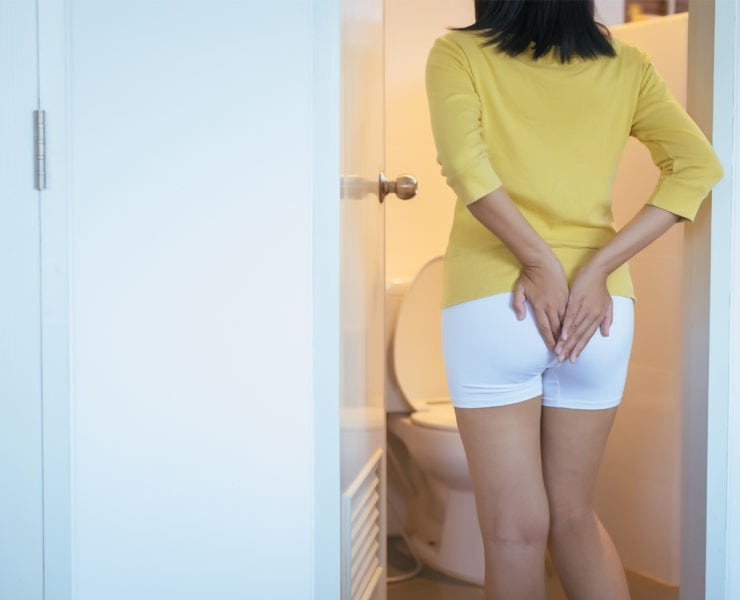 Pain free treatment hemorrhoids