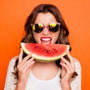 Recipe to Try: Roquefort Watermelon Napoleon