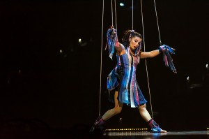 The Artist Marionette Act