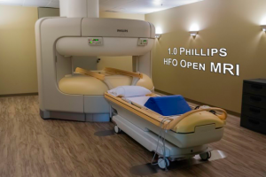 Open MRI Unit