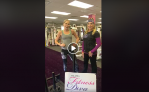 Learn more about the exercises designed specifically for women's bodies this Facebook Live with Pamela Molinari!
