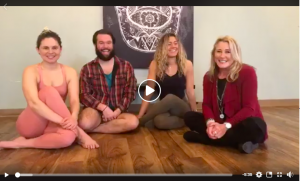 The Yogaworks Family talk with Sherri Adair about their studios.