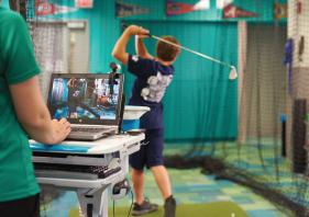 New Sports Motion Analysis technology at CHOA