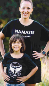 GirlStrong Nation Athletic Apparel features female empowerment messages to inspire women of all ages.