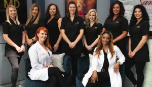 The Santé MD Wellness Center team.