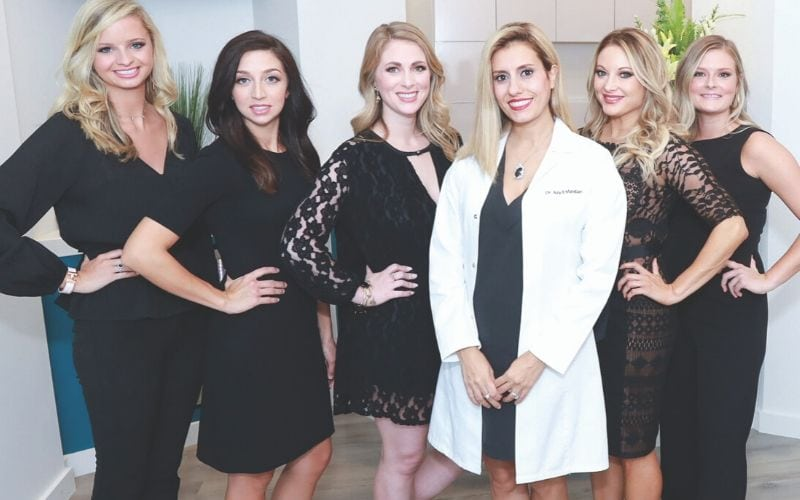 The team at Boutique for Cosmetic Dentistry