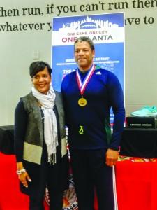 Mayor Keisha Lance Bottoms, Bobby Johnson
