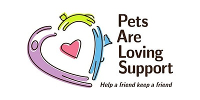 Pets Are Loving Support Logo