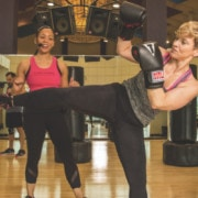 Kickboxing at Concourse