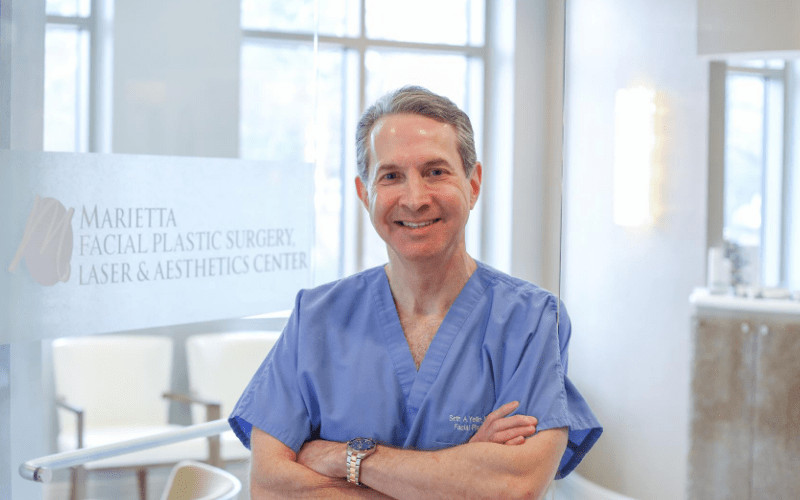 Dr. Yellin of Marietta Facial Plastic Surgery, Laser & Aesthetics