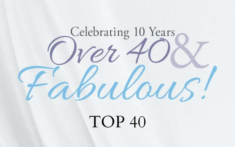 Graphic for Over 40 & Fabulous Top 40