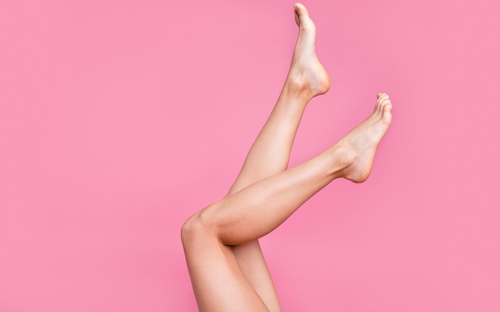 Lesa Kagan Loves Legs
