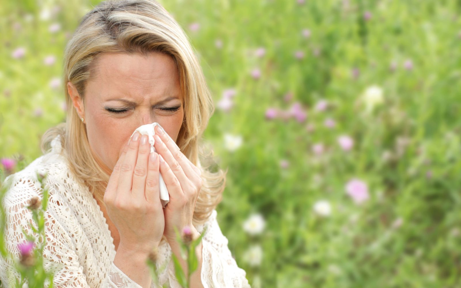 Don't be hindered by hay fever