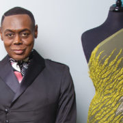 Fashion designer, Randall Smith