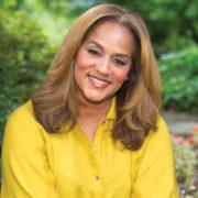 Beautiful, smiling Terri Ellis Ewing