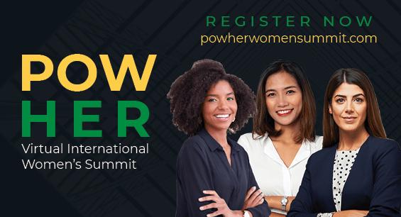 POWHER Women's Summit Promo Graphic