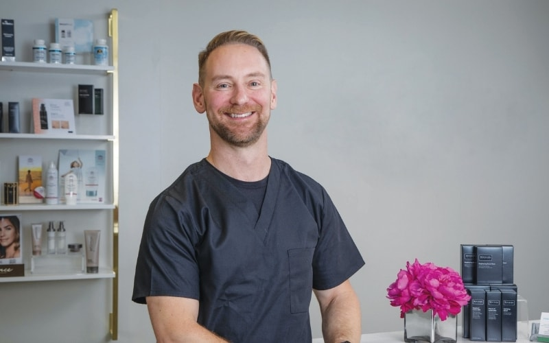 Dr. Paul Cox, author of How Healthy are your hormones?