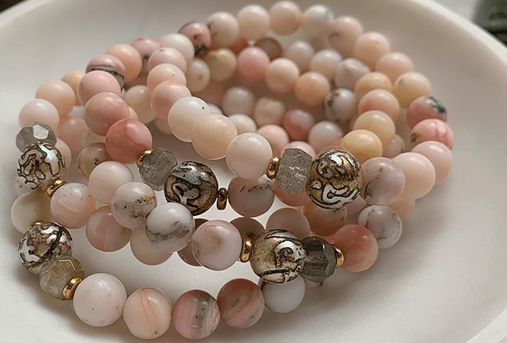 Pink Bracelets
