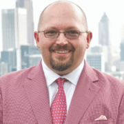LEE DUNCAN IS A PARTICIPANT IN REAL MEN WEAR PINK AND IS ONE OF THIS YEAR'S CO-CHAIRS.
