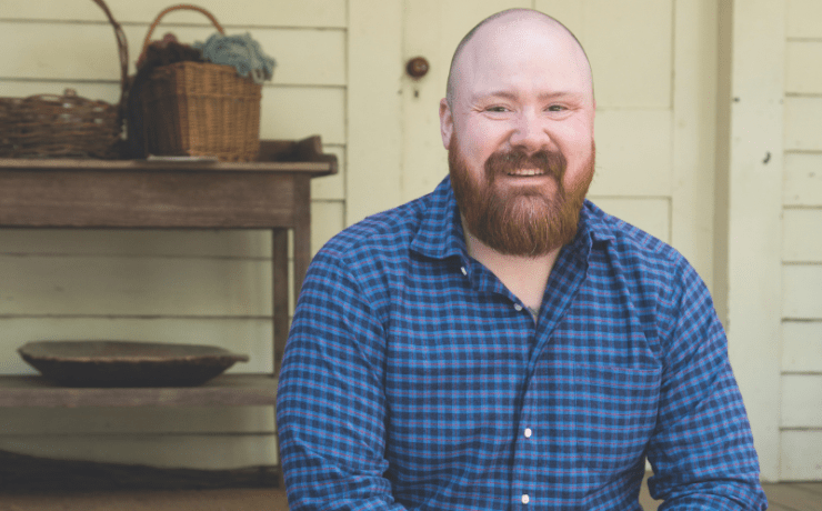 Chef Kevin Gillespie of Red Beard Restaurants