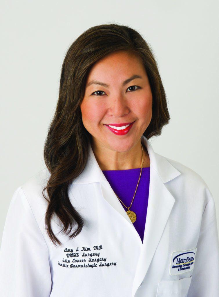 Dr. Amy Kim, winter skin tips specialist