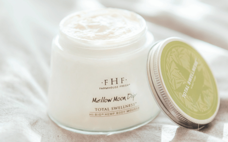 Skincare from Anderson Aesthetics, FarmHouse Fresh Mellow Moon Dip
