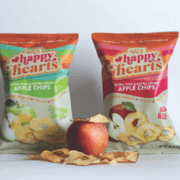Healthy apple chips by NADI