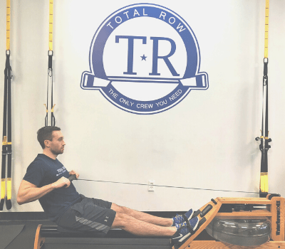 TOTAL ROW, CO-FOUNDER AND IN