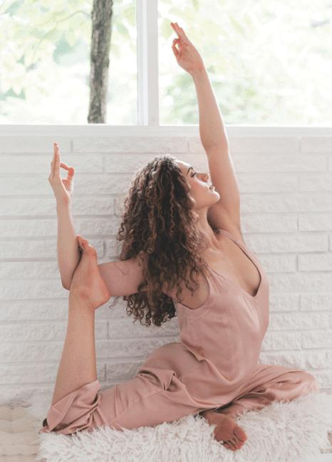 Yogaworks Instructor Ashley Lorenzo