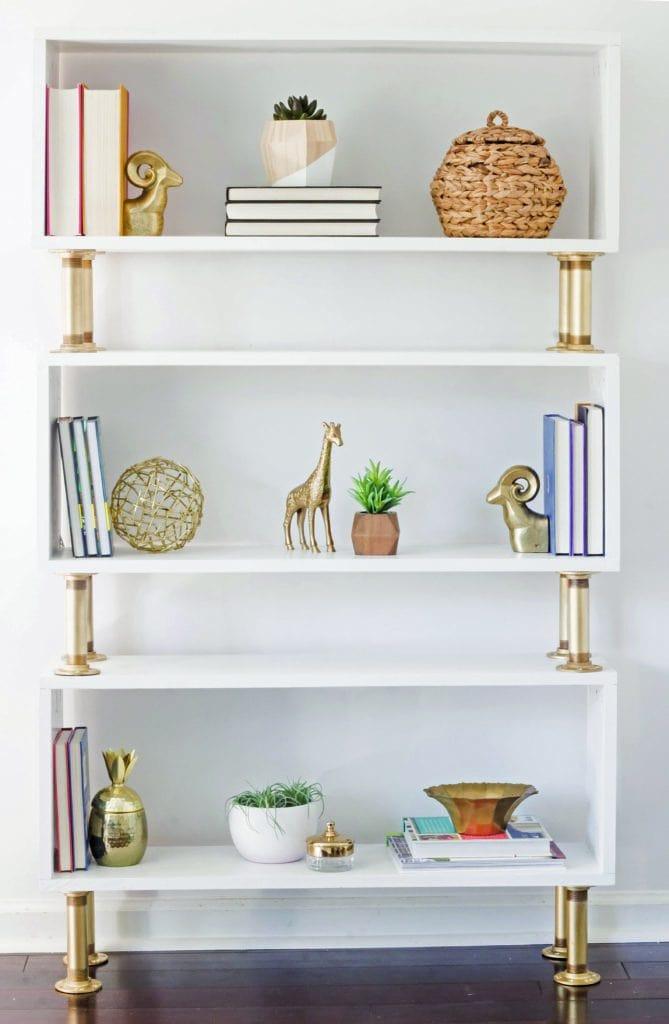 Erin Spain - Pipe Bookshelf