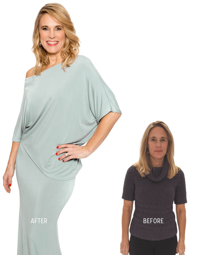 Before and after by Authentic Beauty