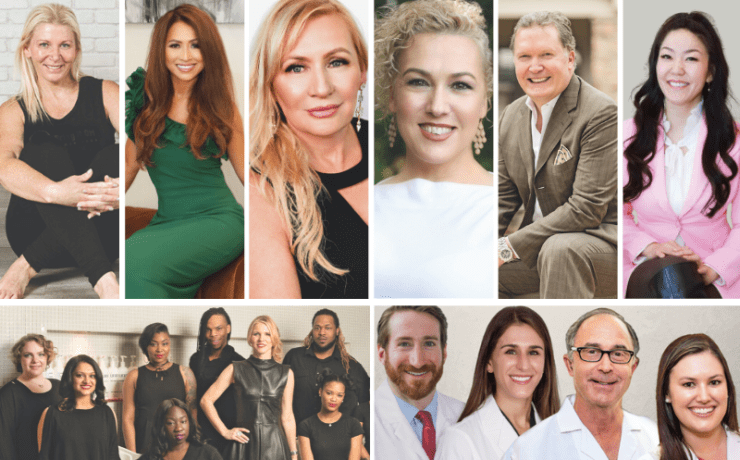 The 2021 Atlanta Beauty Tour Partners