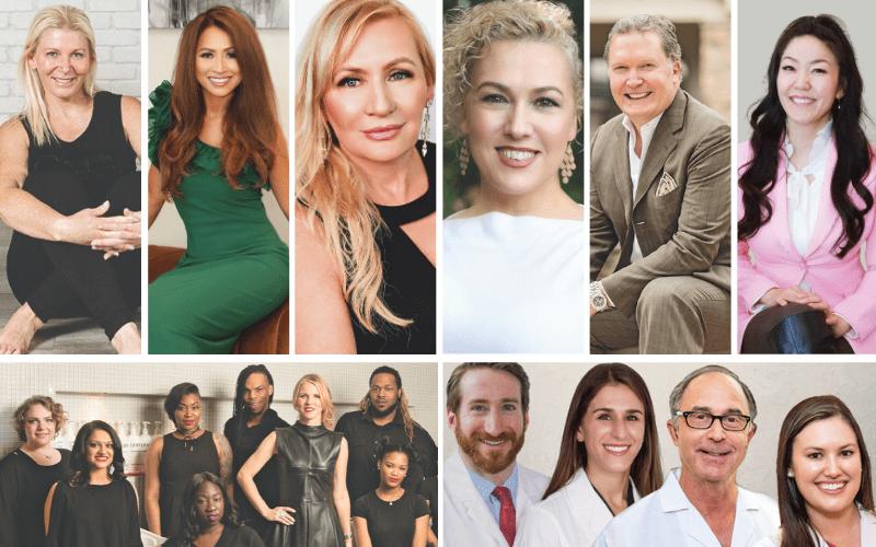 The 2021 Atlanta Beauty Tour Partners