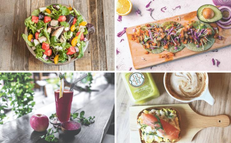 Healthy food from Sala